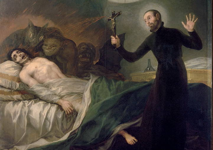Priest Who Performed Exorcism Of Roland Doe