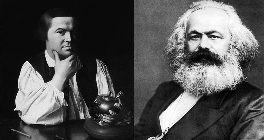 Revere Marx
