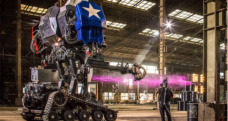 Robot Due
