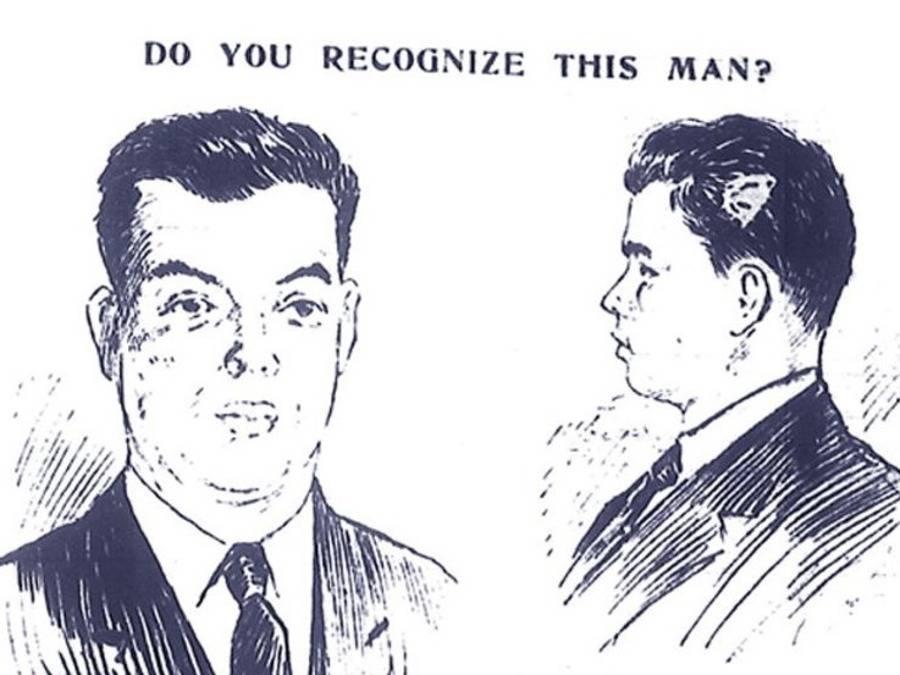 Sketch of Roland T. Owen