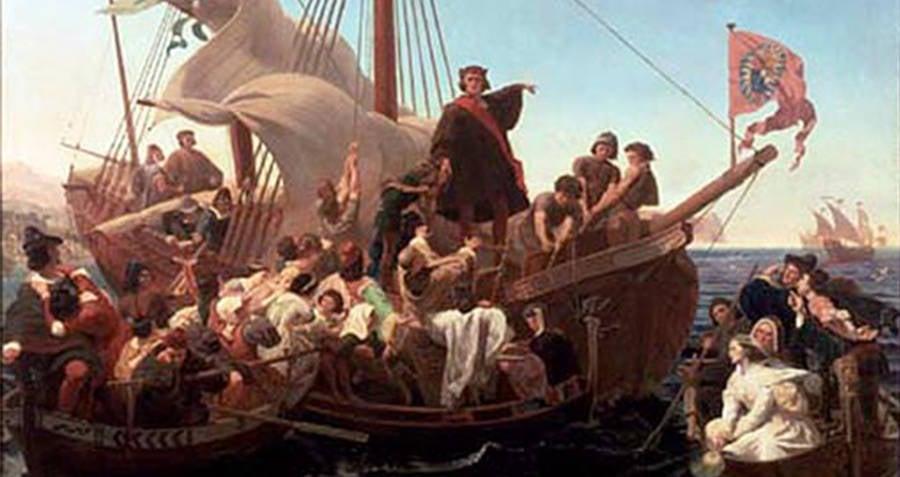 Sailed Around