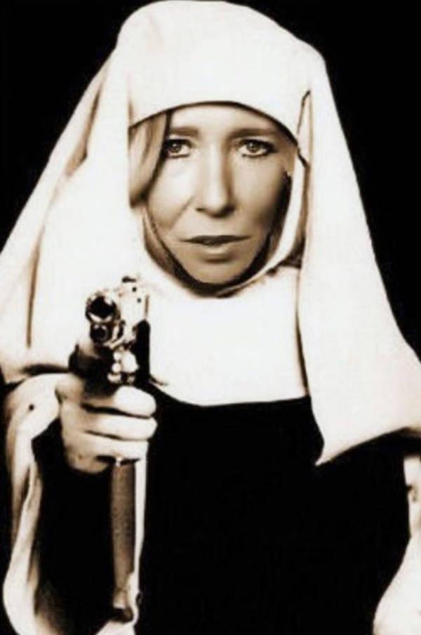 Sally Jones Nun