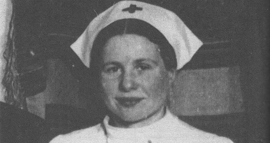 Irena Sendler Nurse