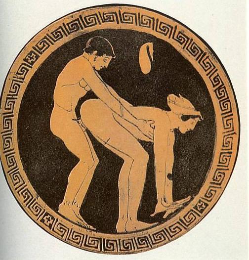 Sexual Scene Greece