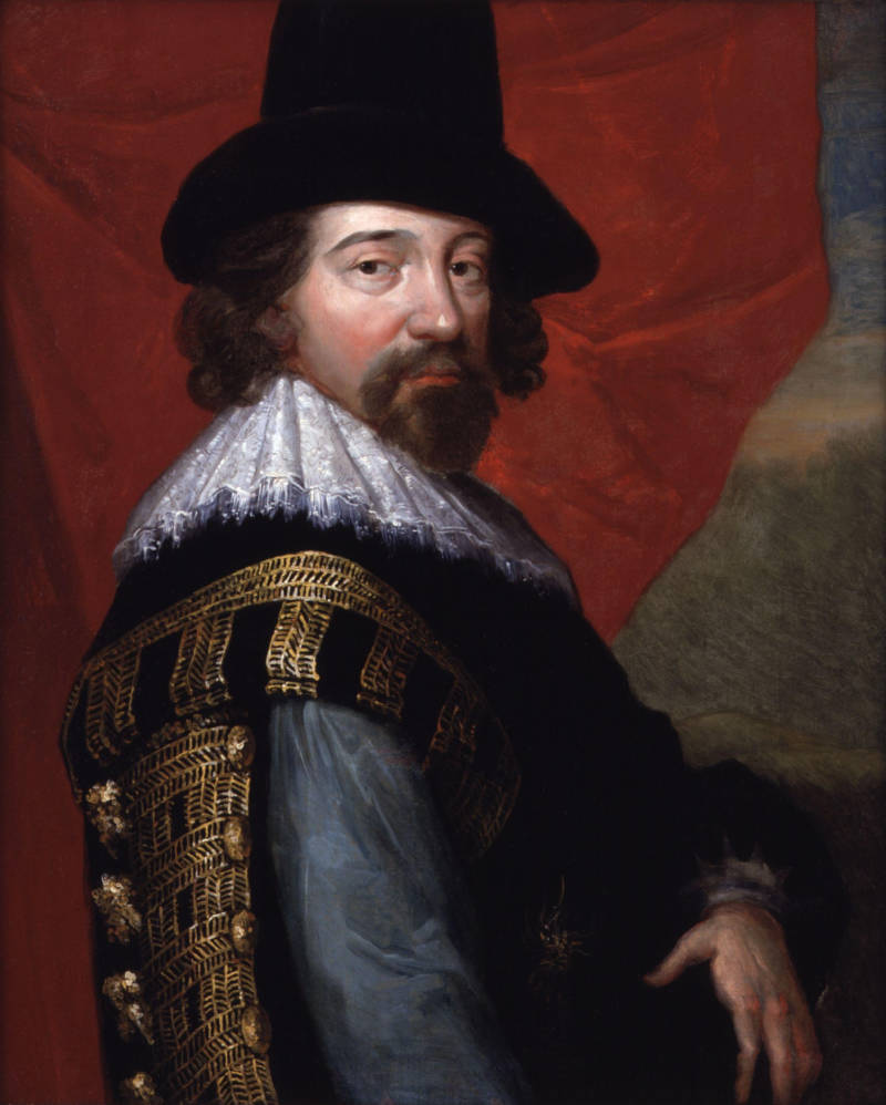 Sir Francis Bacon painting