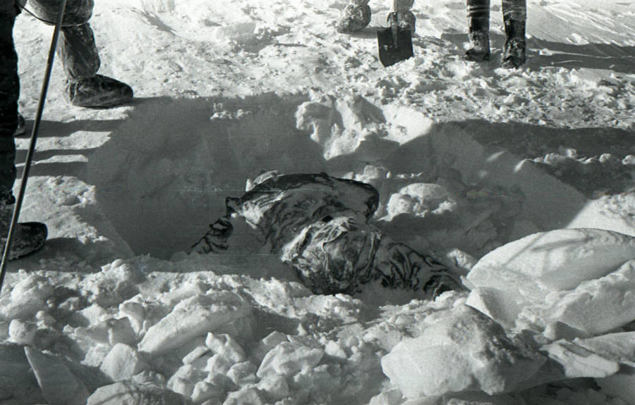 Dyatlov Pass Incident Photos