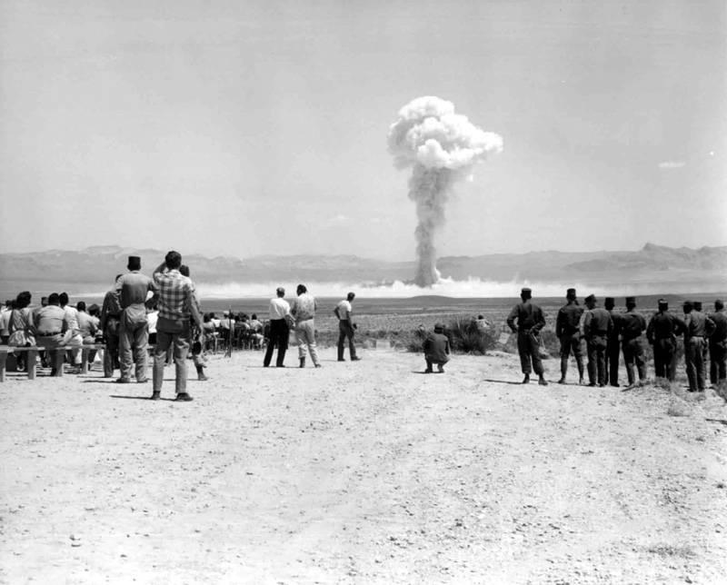 Small Boy Nuclear Test