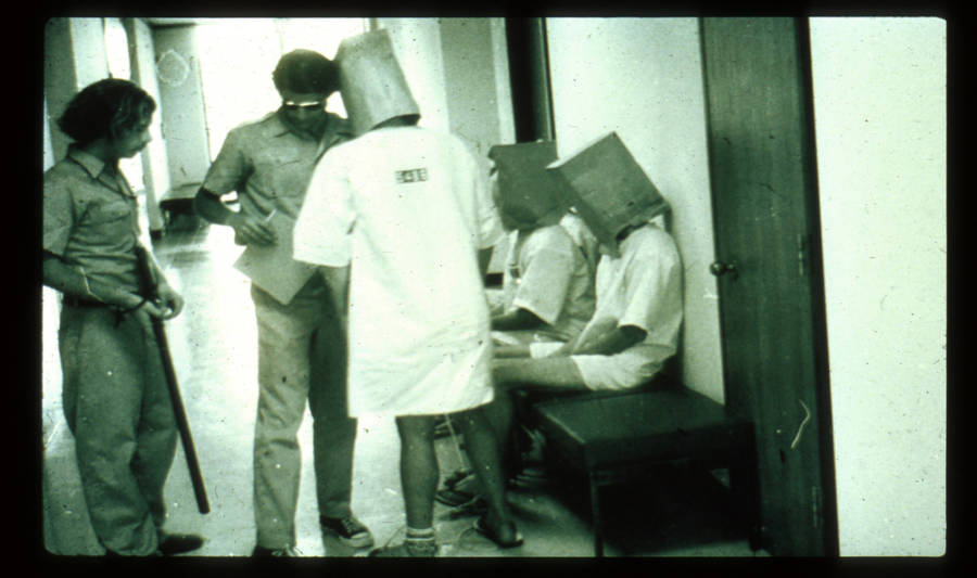 Stanford Prison Experiment Photos