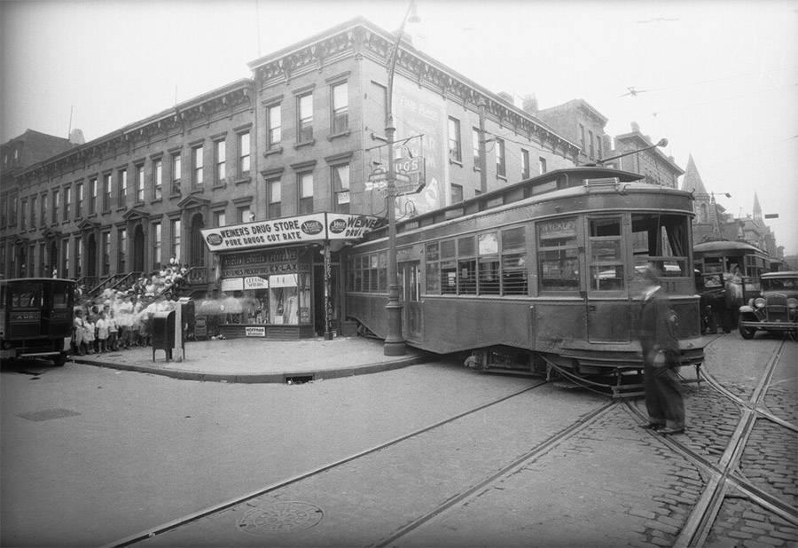 Streetcar Jump