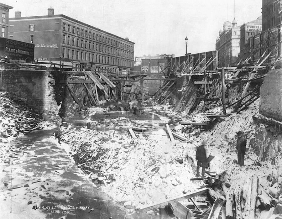Subway Excavation