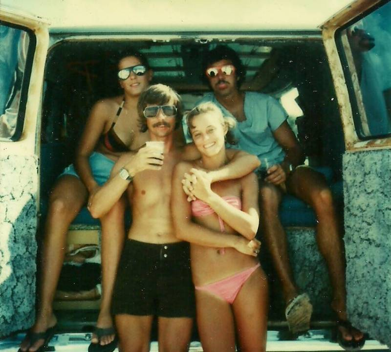 Teens At Pensacola Beach