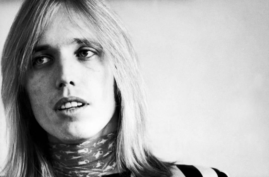 Tom Petty Portrait