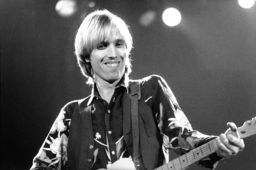 Tom Petty Stage Lights