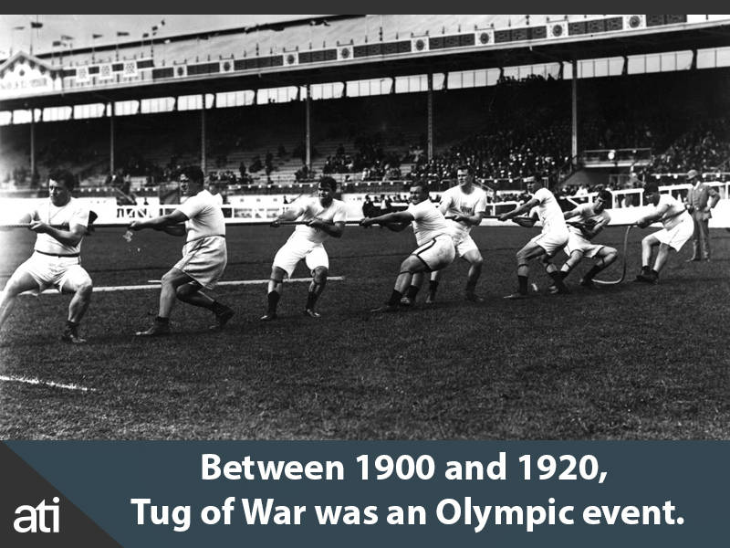 Tug Of War Olympic Sport