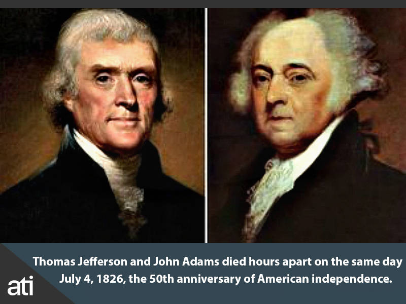 Weird Coincidences In American History