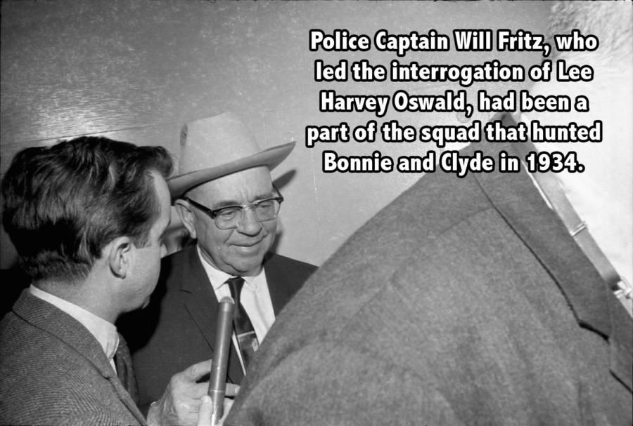 Will Fritz Jfk Assassination Facts