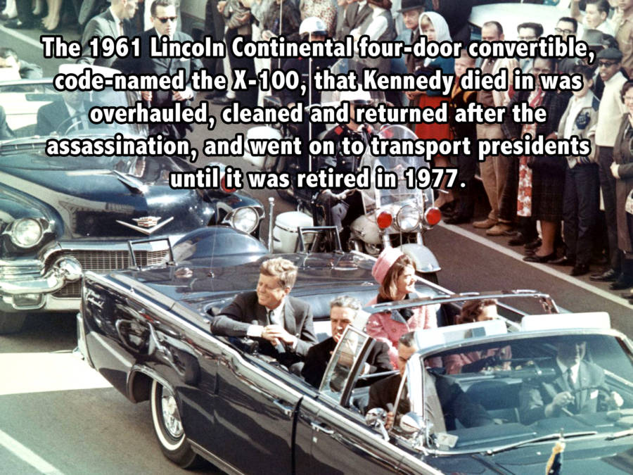 Xhundred Jfk Facts