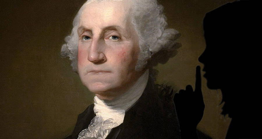 George Washington and Agent 355