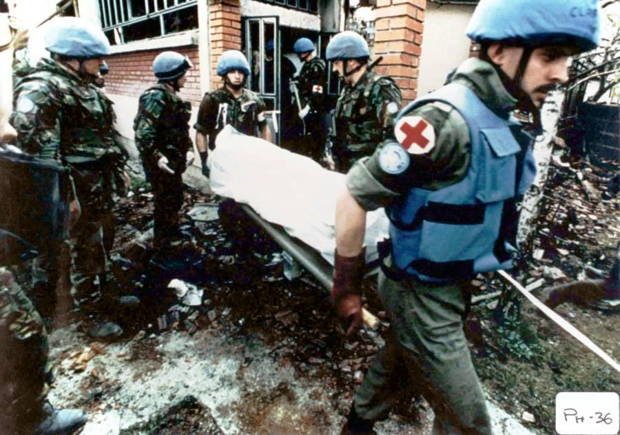 Ahmici Massacre
