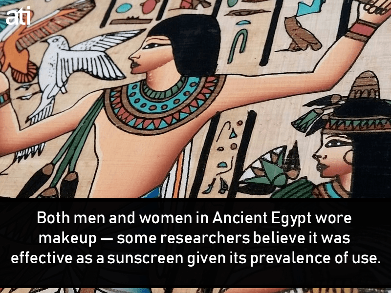 Ancient Egypt Facts Makeup
