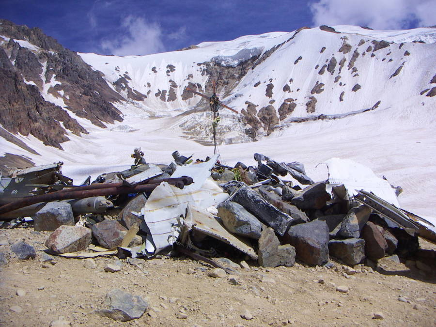 The Story Of The Miracle in the Andes