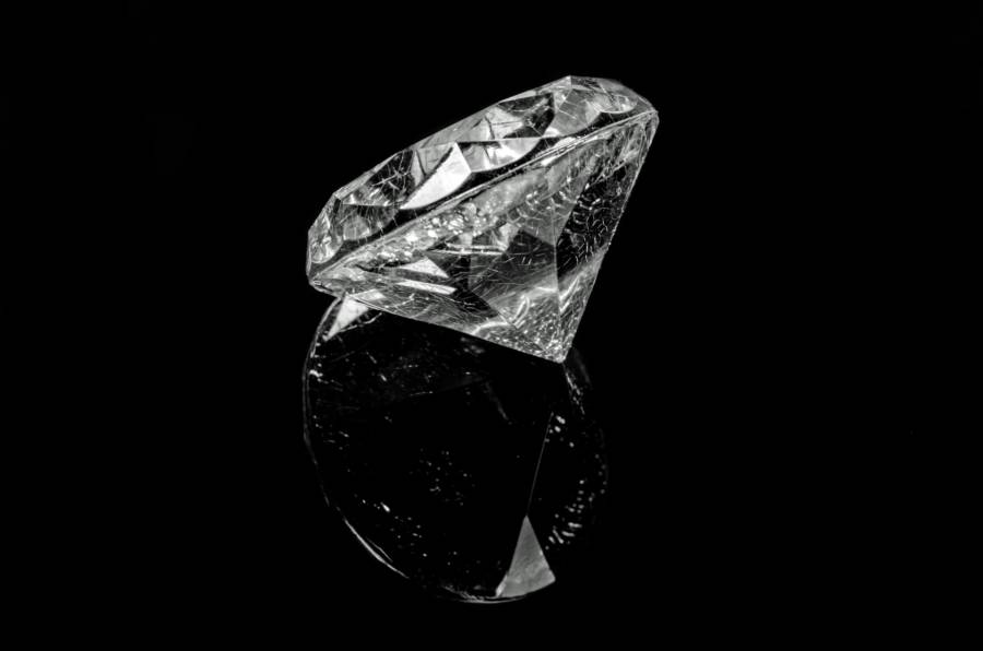 Luminous Diamond Antwerp Diamond Heist