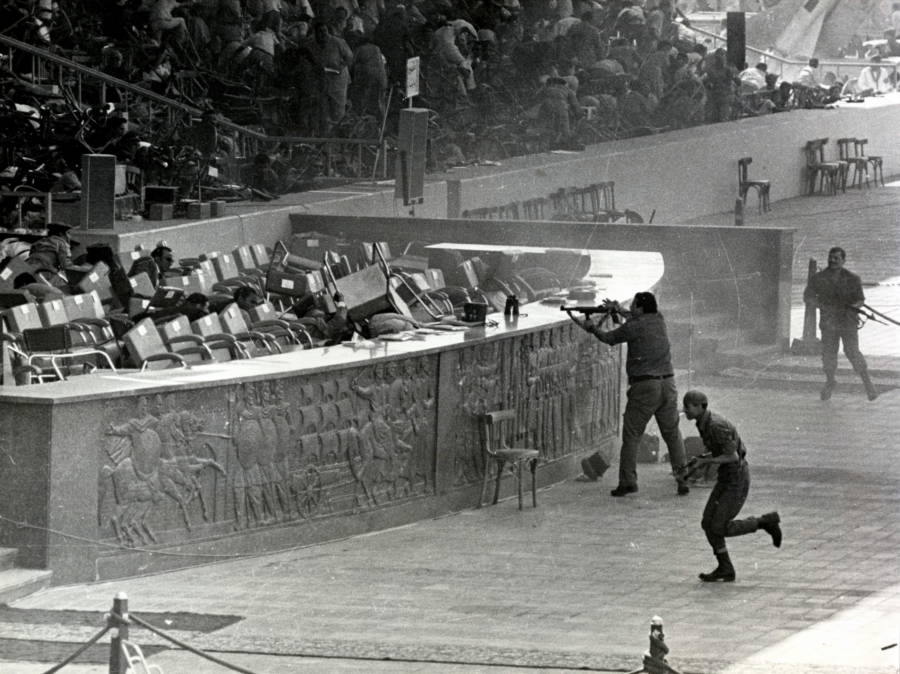 Anwar Sadat Assassination