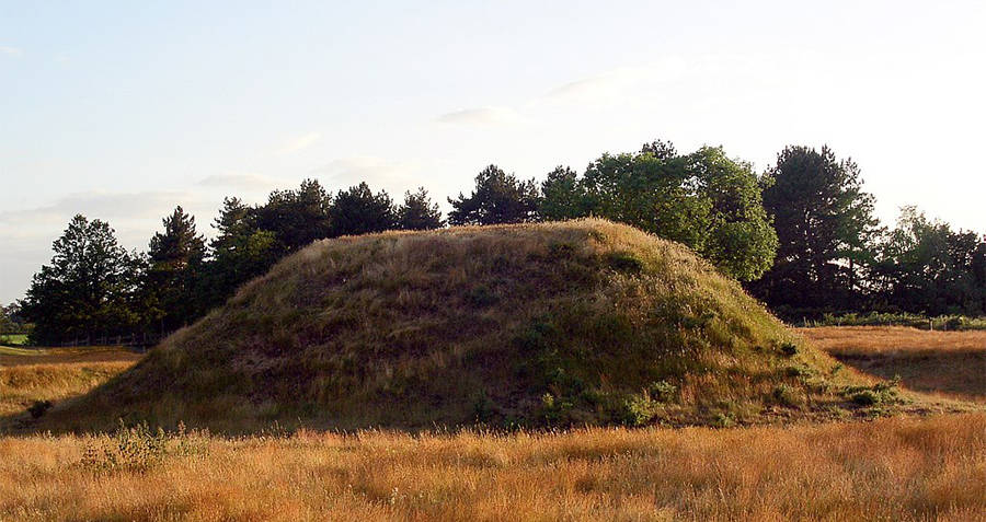 Archaeological Sites Britain's Sutton Hoo