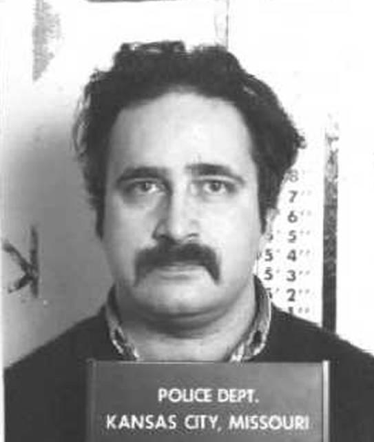 Bob Berdella mugshot