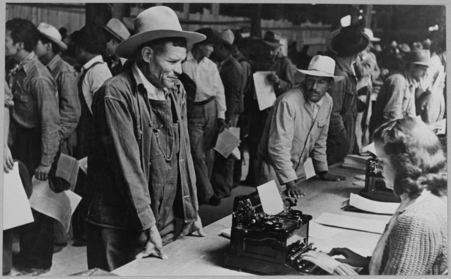 Bracero Registration