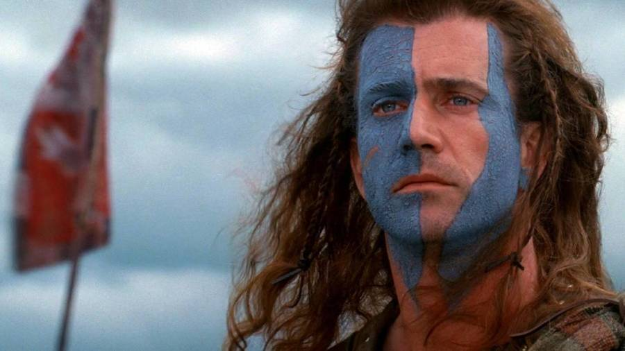 Best History Movies Braveheart