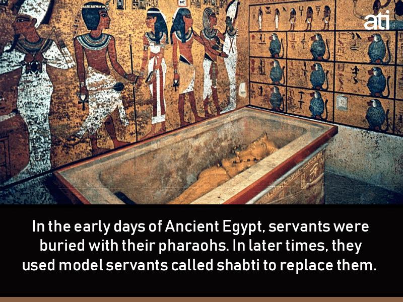 Buried With Pharaohs