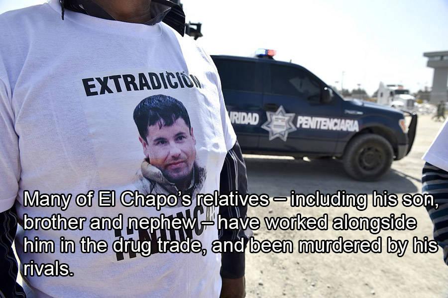 30 joaqu u00edn guzm u00e1n facts that reveal the man behind el chapo