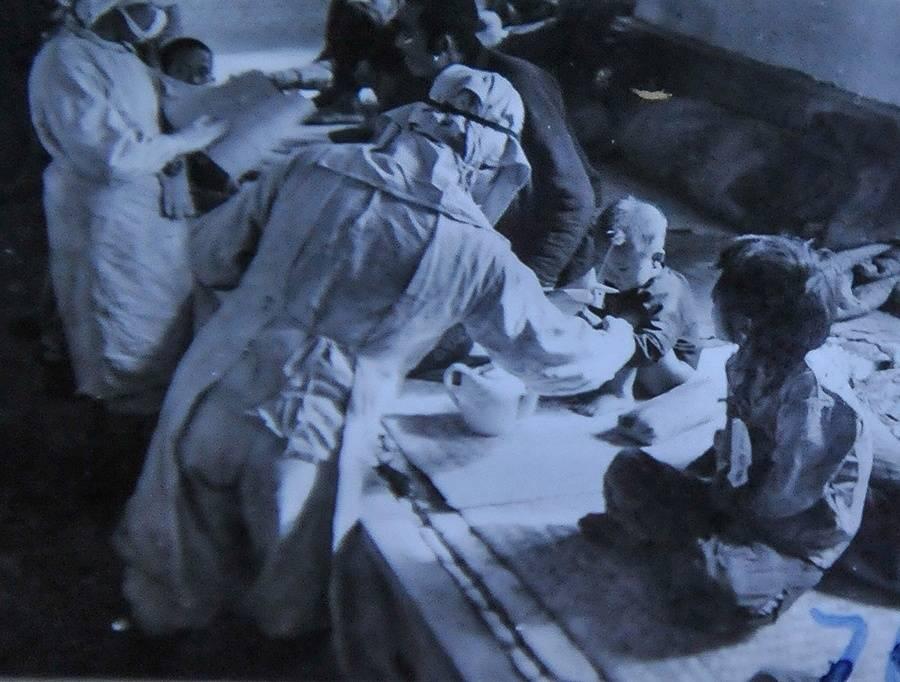 Children With Unit 731 Researchers