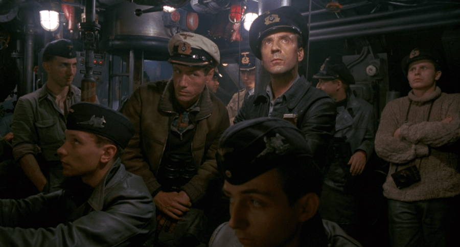 Das Boot Soldiers