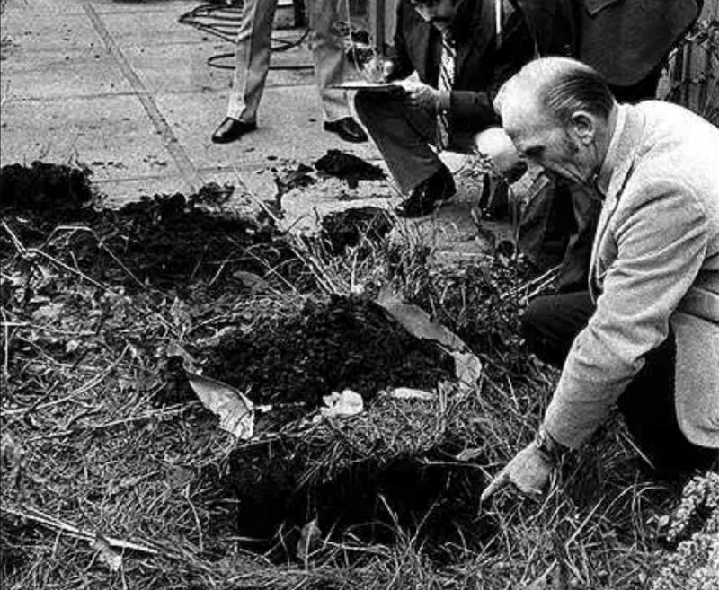 Detectives Dig For Remains