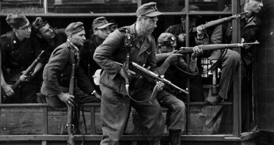 Dirlewanger Brigade Soldiers