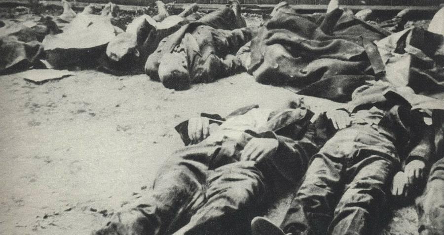 Oskar Dirlewanger's Victims