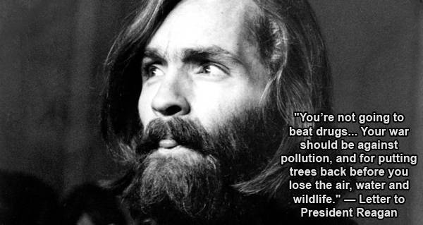 16 Charles Manson Quotes That Are Weirdly Thought Provoking
