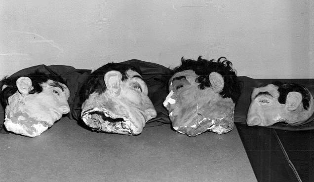 Dummy Heads