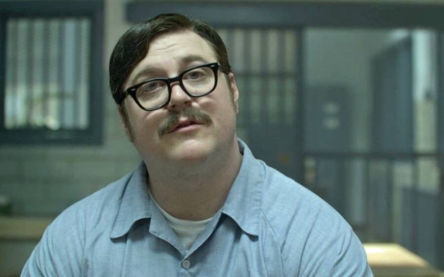 Ed Kemper On Mindhunter