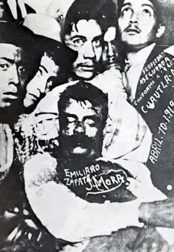 Emiliano Zapata Assassination