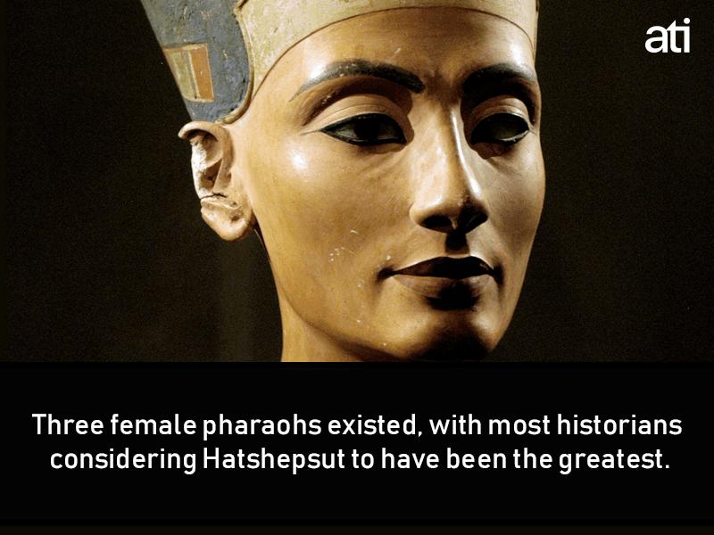 Female Pharaohs