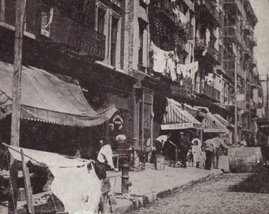 Five Points Tenement District