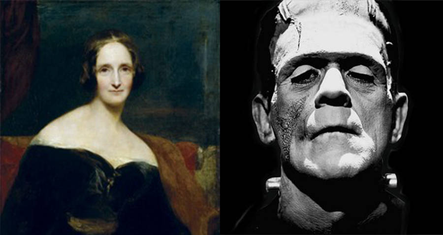 Mary Shelly and Frankenstein