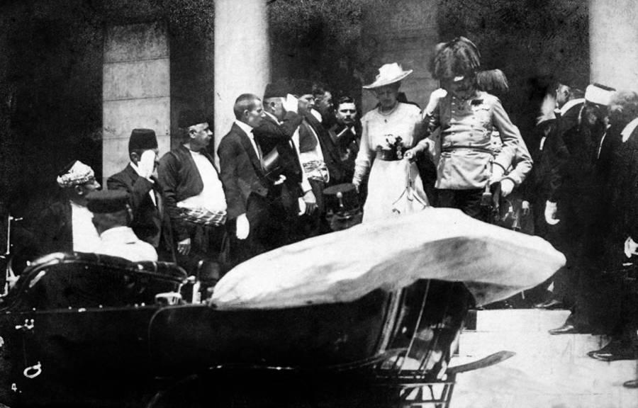Franz Ferdinand Before Assassination