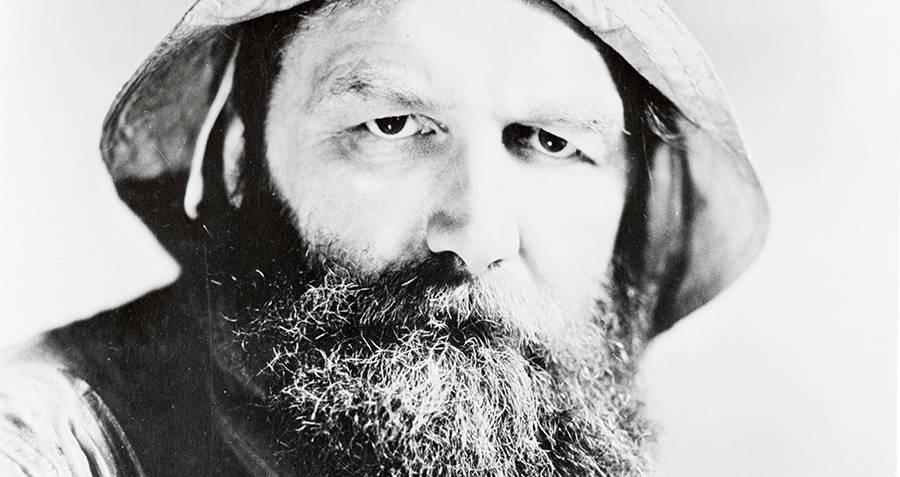 Peter Freuchen Portrait