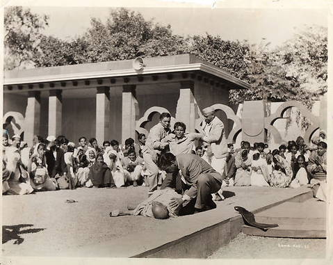 Gandhi Assassination