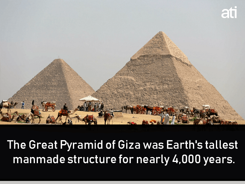 Great Pyramid Fact