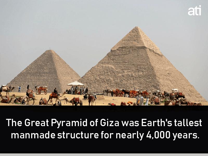 Great Pyramid Fact
